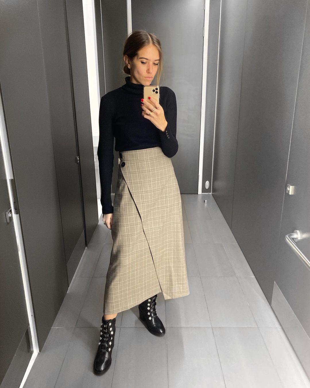 1612587911 30 155 looks con falda de varios estilos para conseguir el - 155 looks con falda de varios estilos para conseguir el look perfecto