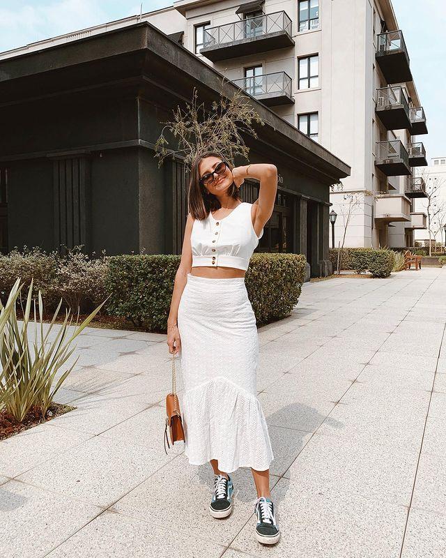 1612587911 916 155 looks con falda de varios estilos para conseguir el - 155 looks con falda de varios estilos para conseguir el look perfecto