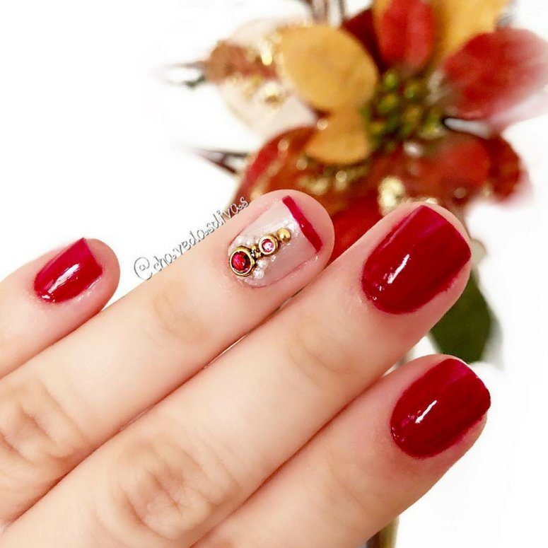 1612704767 169 40 unas deslumbrantes y delicadas con esmalte de unas azul - 40 uñas deslumbrantes y delicadas con esmalte de uñas azul claro