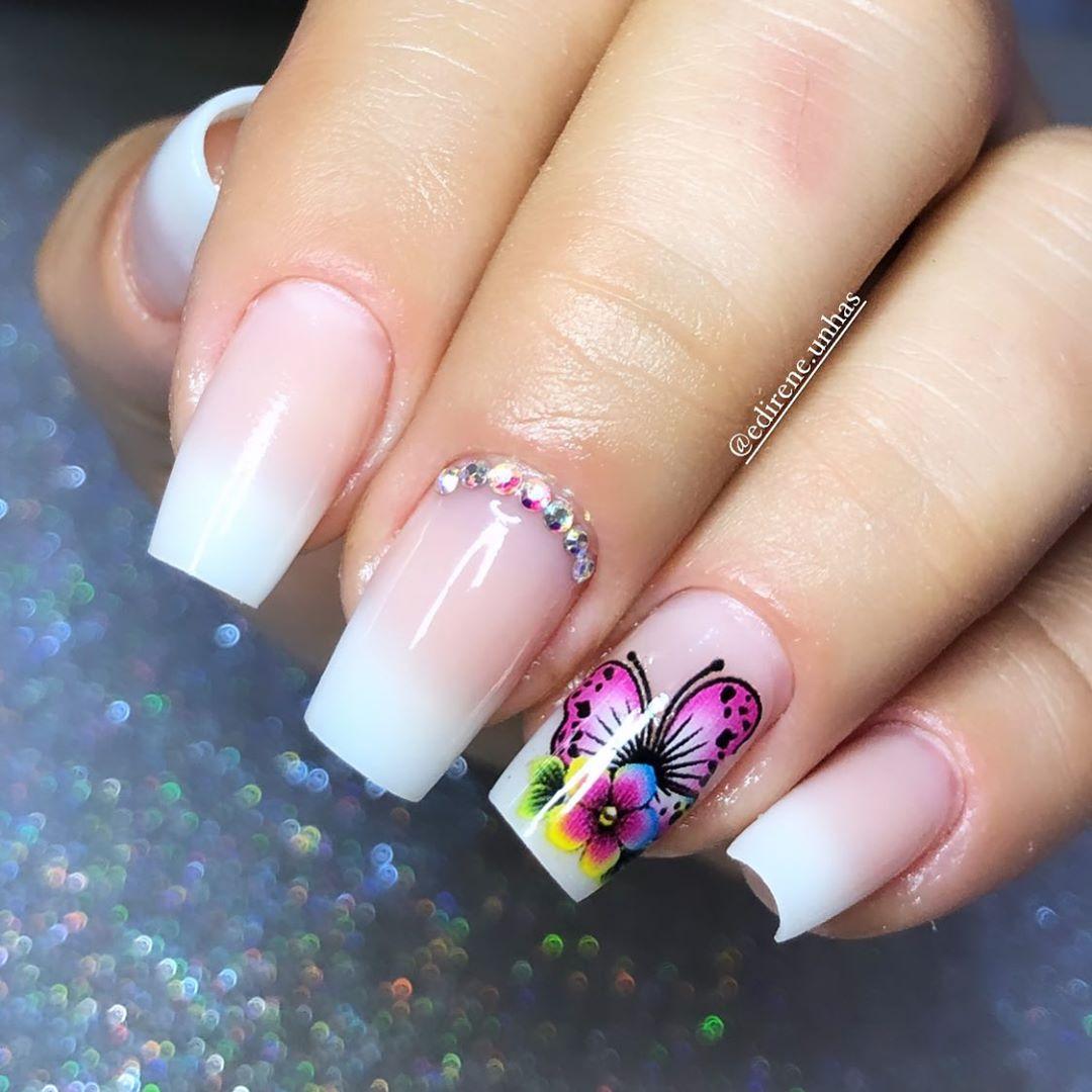 1612737284 66 30 fotos de unas en colores pastel y consejos de - 30 fotos de uñas en colores pastel y consejos de esmalte de uñas para ti