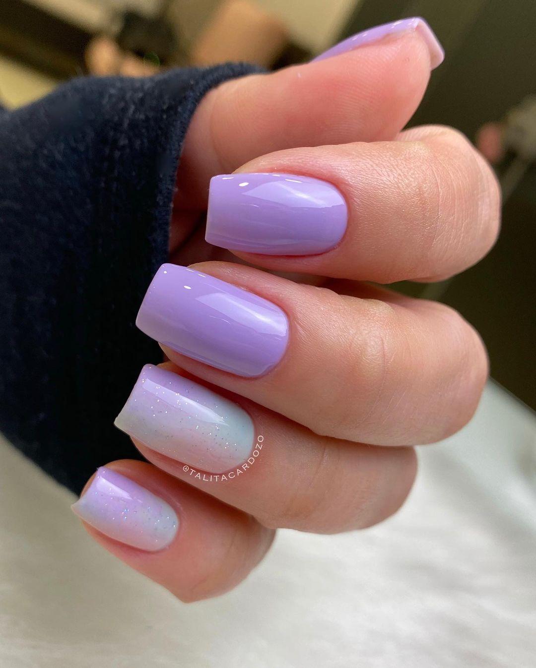 1612737285 896 30 fotos de unas en colores pastel y consejos de - 30 fotos de uñas en colores pastel y consejos de esmalte de uñas para ti