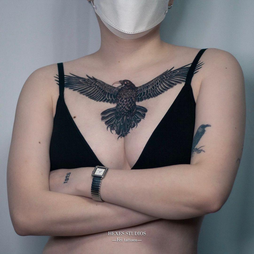 1613127932 185 60 ideas de tatuajes de ojos griegos para protegerse del - 60 ideas de tatuajes de ojos griegos para protegerse del mal de ojo