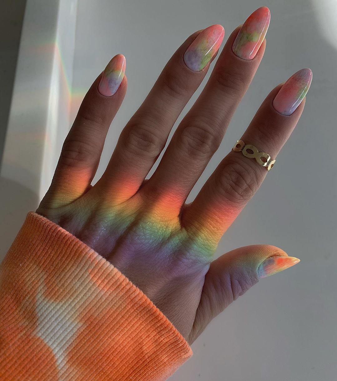 Como hacer tie dye jaspeado para renovar piezas y tener un - Cómo hacer tie-dye jaspeado para renovar piezas y tener un aspecto increíble