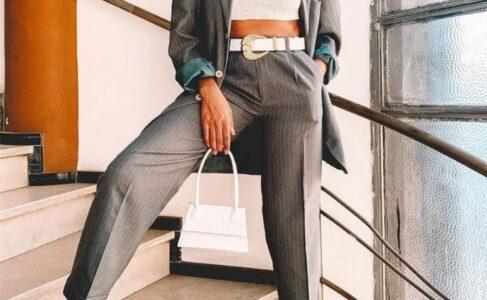 Lee más sobre el artículo 35 fotos que te enseñarán a usar pantalones de sastrería en varios estilos