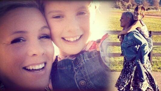 Lee más sobre el artículo Pink y su hija Willow lanzan conmovedor dueto 'Cover Me in Sunshine'