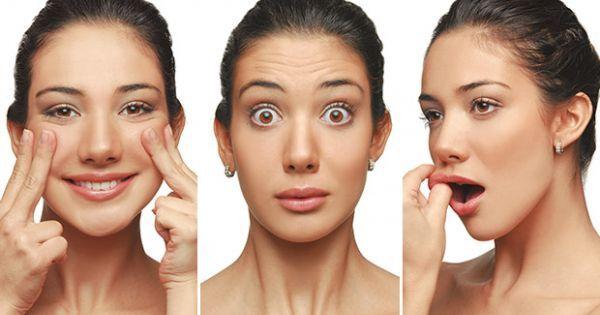En este momento estás viendo Gimnasia facial, ¿que es?  Beneficios y movimientos