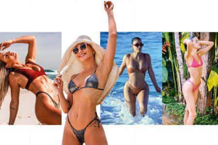 Lee más sobre el artículo Modelos de bikini: los principales modelos que están fuera de casa en el verano.