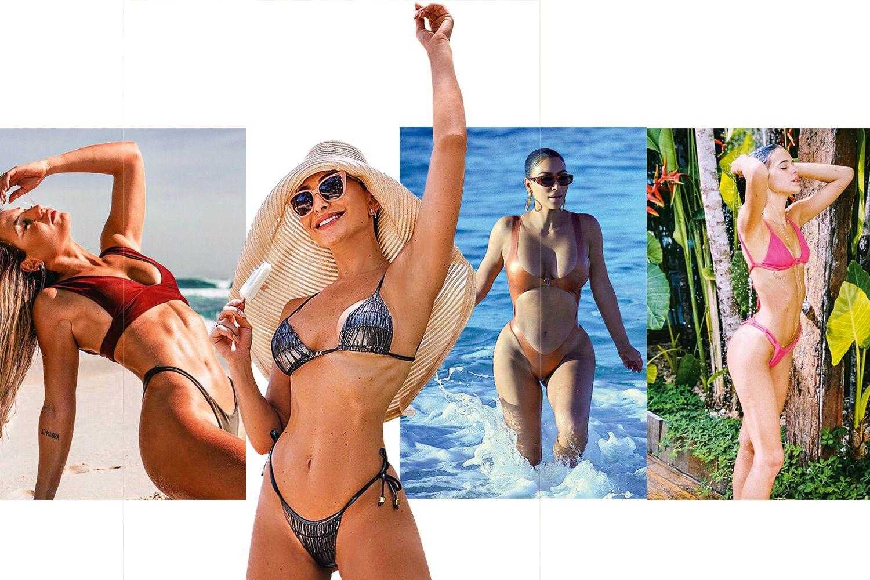 En este momento estás viendo Modelos de bikini: los principales modelos que están fuera de casa en el verano.