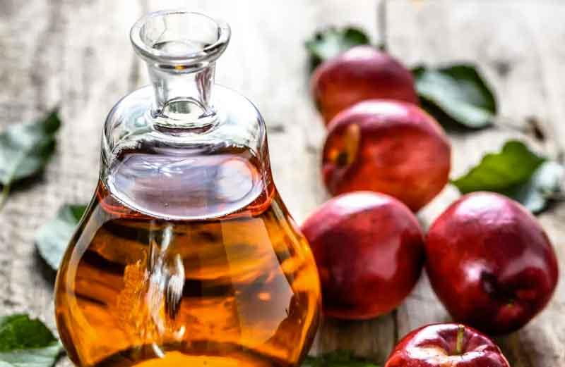 Vinagre de sidra de manzana para el cabello: aquí están tus beneficios de belleza