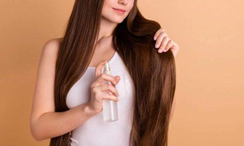 La solución salina en el cabello – Beneficios y formas de uso